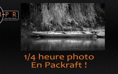 1/4 heure photo : en Packraft sur le Doubs