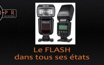 Le Flash dans tous ses états (+ Test du Aperlite YH-500)