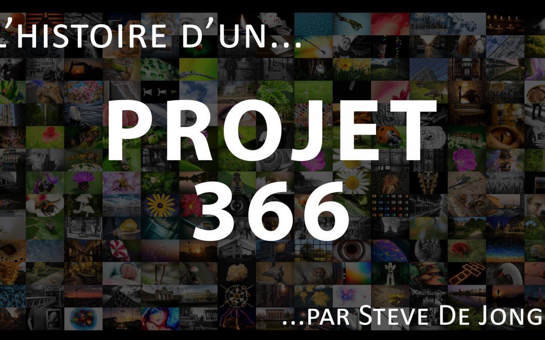 L'histoire d'un projet 366…