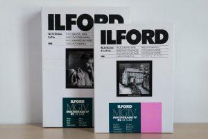 Du papier photo de la marque Ilford