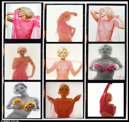 Bern Stern - Marilyn Monroe