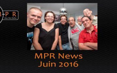MPR NEWS – Juin 2016