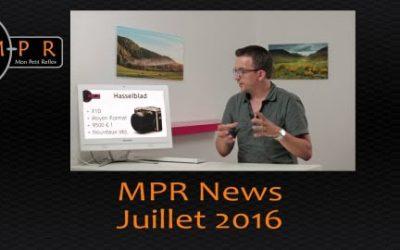 MPR NEWS – Juillet 2016