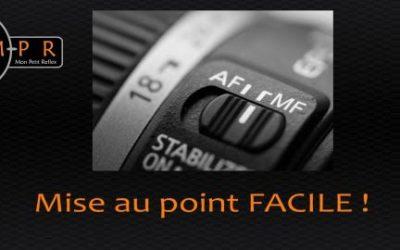 La mise au point manuelle FACILE ! Découvrez l'AF confirm.