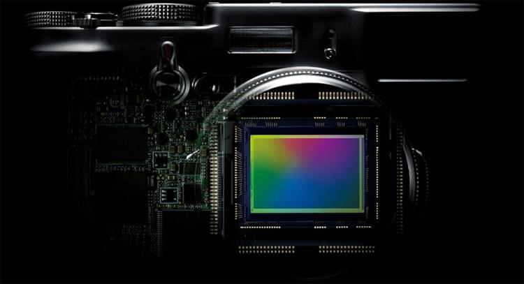 Les capteurs d'appareil photo