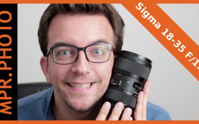Sigma 18-35mm f/1.8 DC HSM | ART – Premières impressions
