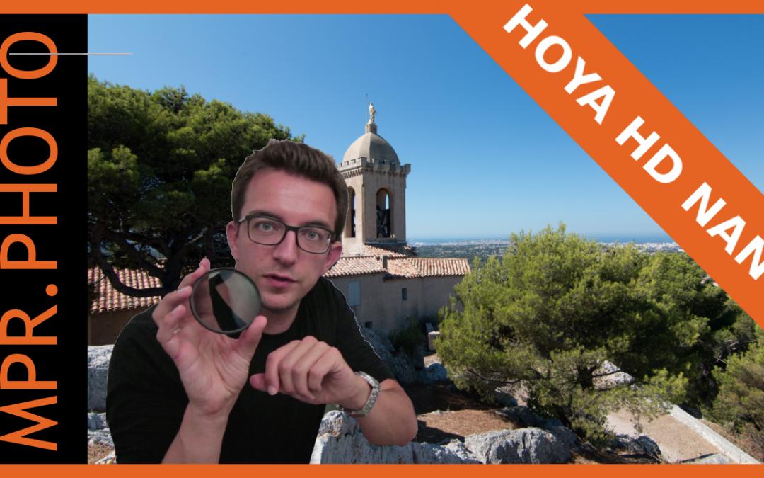 Test du filtre polarisant Hoya HD Nano