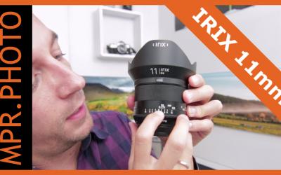 IRIX 11mm F/4.0 – QUEL CAILLOU !